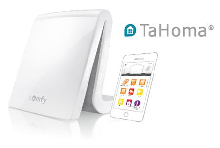 Somfy TaHoma: användarvänlig hemkontroll via smartphone